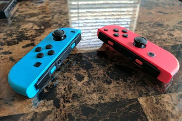 Nintendo Switch Joy Con Controllers